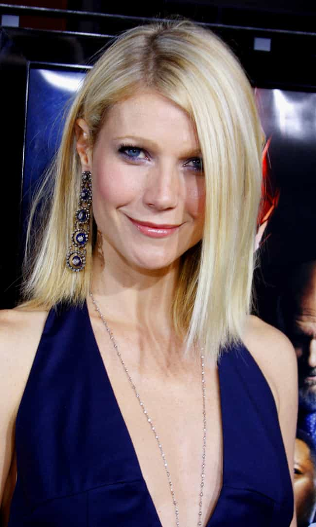 Gwyneth Paltrow is listed (or ranked) 4 on the list 14 Famous Women with Postpartum Depression