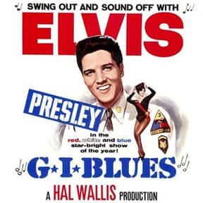 G.I. Blues is listed (or ranked) 11 on the list The Best Elvis Presley Movies