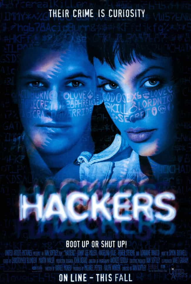 Hackers is listed (or ranked) 3 on the list What to Watch If You Love Nerve