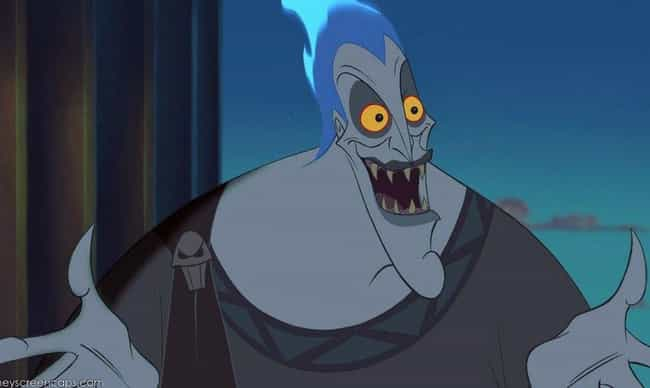 Hades is listed (or ranked) 1 on the list Which Disney Villain Are You, According To Your Zodiac Sign?
