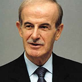 Hafez al-Assad is listed (or ranked) 1 on the list Famous People From Syria