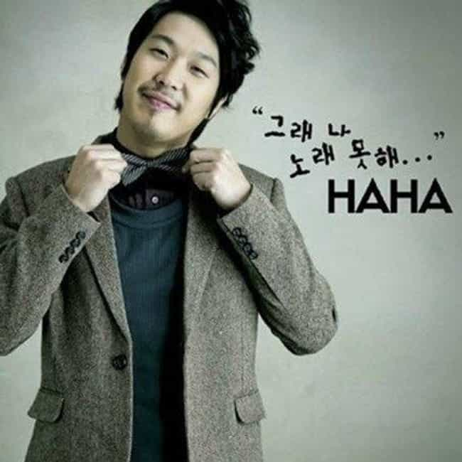 Haha is listed (or ranked) 1 on the list Famous Comedians from South Korea