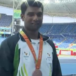 Haider Ali is listed (or ranked) 21 on the list Olympic Athletes Born in India