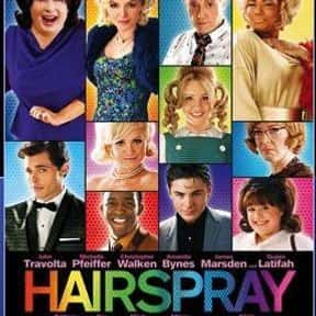 Hairspray is listed (or ranked) 22 on the list The Best John Travolta Movies