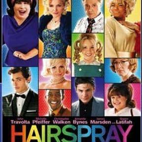Hairspray is listed (or ranked) 9 on the list The Best Zac Efron Movies