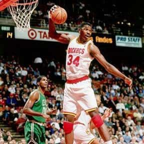 Hakeem Olajuwon is listed (or ranked) 5 on the list The Best Rebounders in NBA History