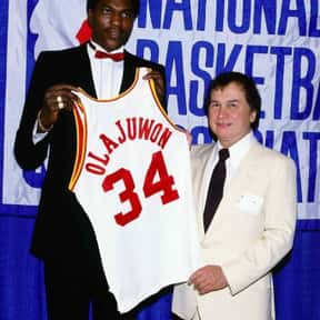 Hakeem Olajuwon is listed (or ranked) 2 on the list The Best No. 1 Overall NBA Draft Picks of All Time, Ranked