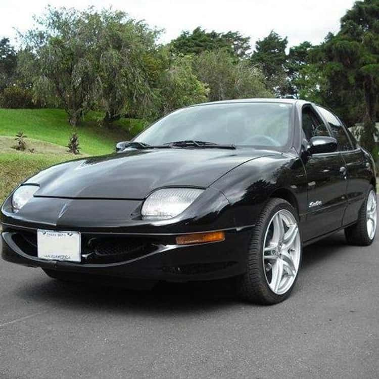1999 Pontiac Sunfire Sedan