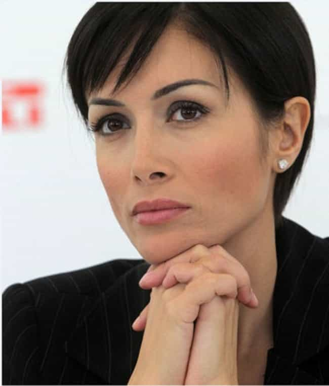 Maria Rosaria Carfagna ... is listed (or ranked) 2 on the list 30 Most Beautiful Italian Political Women
