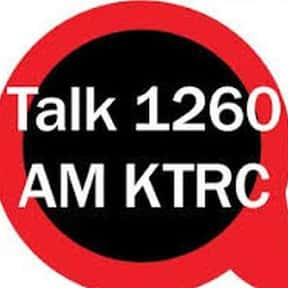 KTRC is listed (or ranked) 14 on the list Progressive Talk Radio Radio Stations and Networks