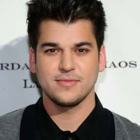 Rob Kardashian is listed (or ranked) 18 on the list List of Famous Socialites