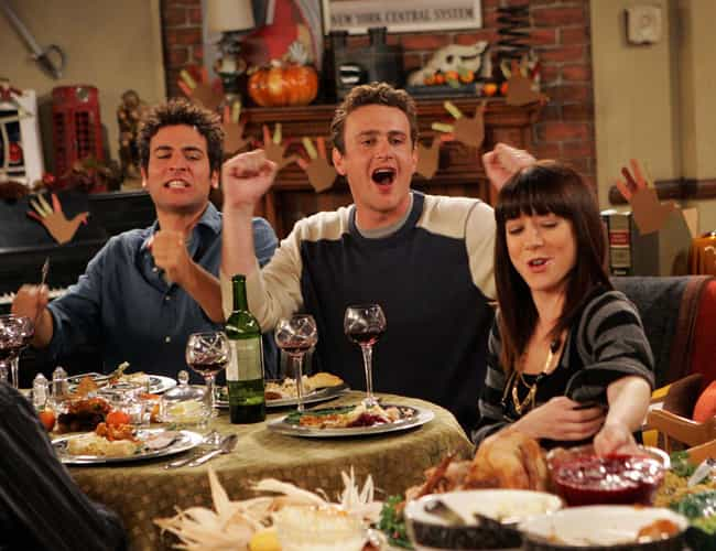Slapsgiving is listed (or ranked) 1 on the list The Best 'HIMYM' Episodes To Watch During The Holidays