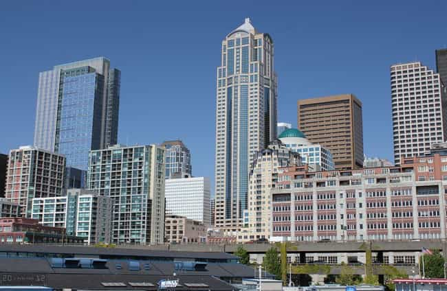 1000 Second Avenue is listed (or ranked) 1 on the list List of Famous Seattle Buildings & Structures