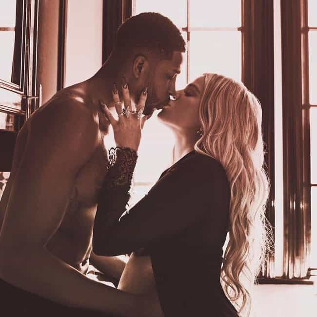Khloé Kardashian ... is listed (or ranked) 1 on the list Tristan Thompson Loves and Hookups