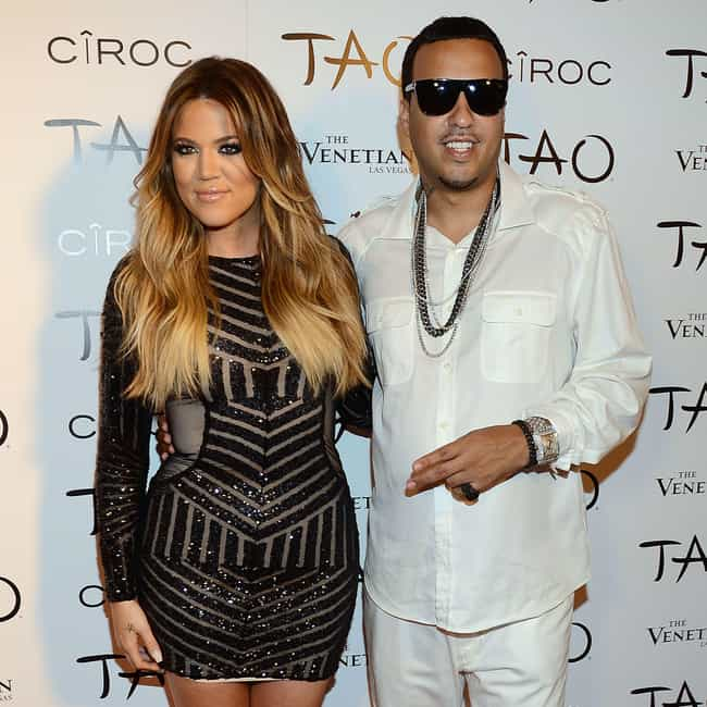 Khloé Kardashian ... is listed (or ranked) 8 on the list French Montana Loves and Hookups
