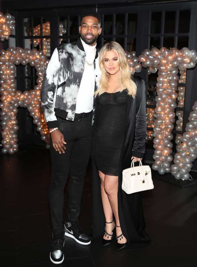 Khloé Kardashian ... is listed (or ranked) 4 on the list These Celebs Found Love On A Blind Date