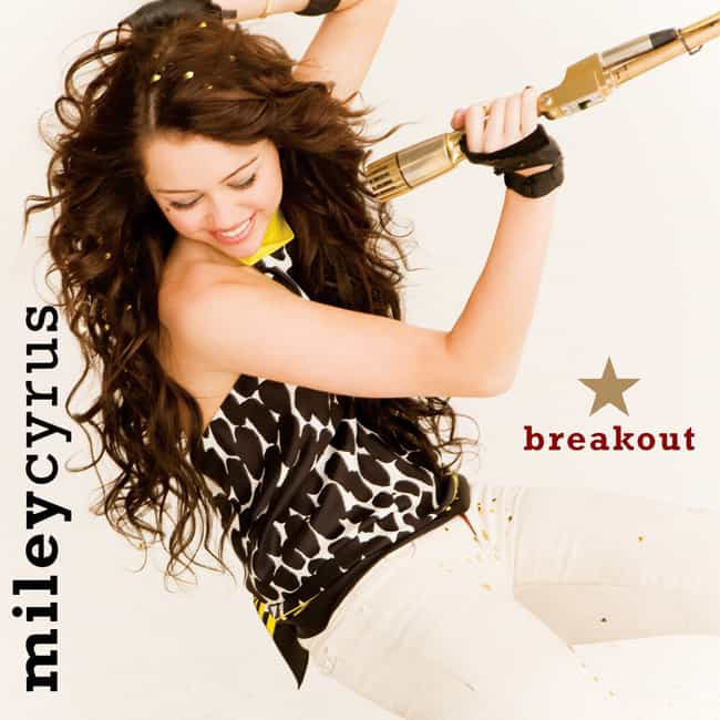 Breakout is listed (or ranked) 3 on the list The Best Miley Cyrus Albums, Ranked