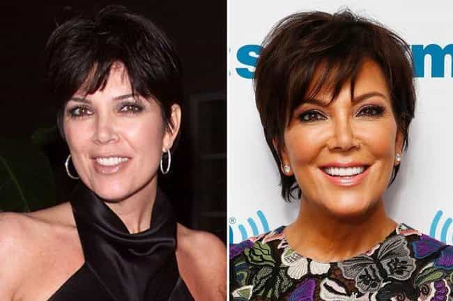 Kris Jenner is listed (or ranked) 1 on the list Celebrities Turning 60 in 2015