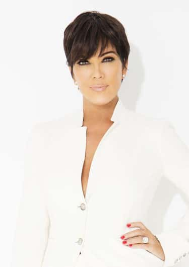 Kris Jenner Wears Diamonds For is listed (or ranked) 2 on the list The Most Over The Top Quotes From Celebrities About Their Wealth