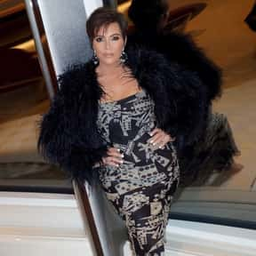Kris Jenner is listed (or ranked) 2 on the list Celebrities You're Sick Of In 2020