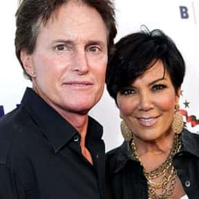 Kris Jenner is listed (or ranked) 9 on the list The Most Immature Adult Celebs