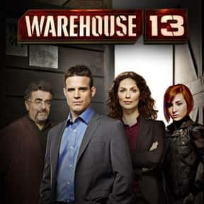 Warehouse 13 is listed (or ranked) 7 on the list The Best Sci-Fi Thriller Series Ever Made