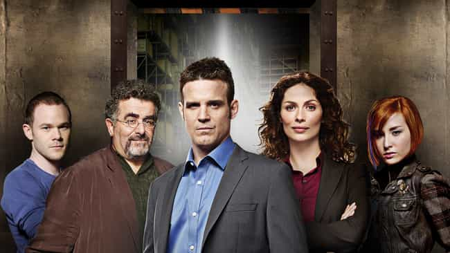 Warehouse 13 is listed (or ranked) 1 on the list The Most Underrated Sci-Fi TV Shows Of The 2010s