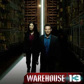 Warehouse 13 is listed (or ranked) 20 on the list The Best Sci-Fi Television Series Of All Time