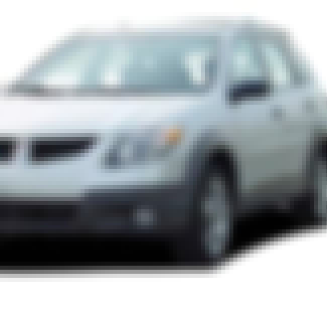 2003 Pontiac Vibe is listed (or ranked) 1 on the list The Best Pontiac Vibes of All Time