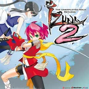 Izuna 2: The Unemployed Ninja  is listed (or ranked) 21 on the list The Best Samurai Games, Ranked