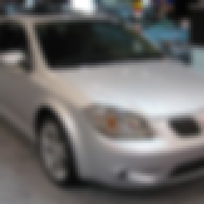 2007 Pontiac G5 is listed (or ranked) 1 on the list List of 2007 Pontiacs