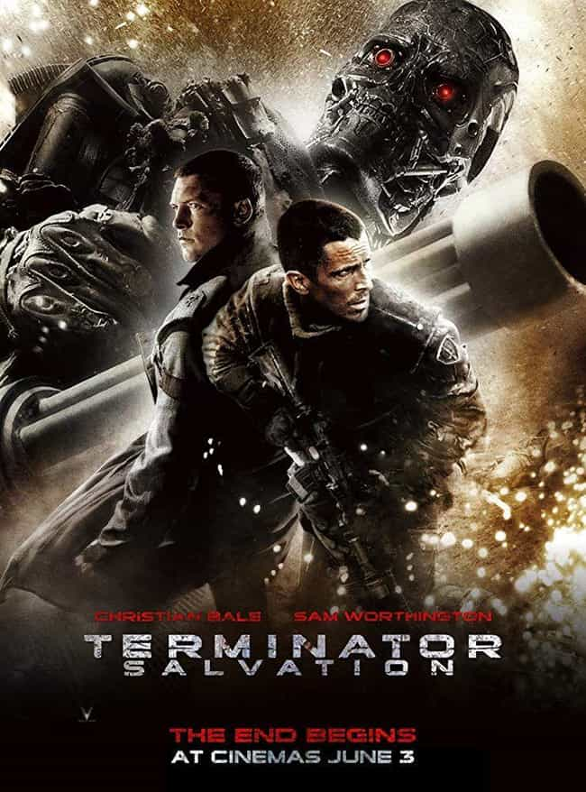 Terminator Salvation is listed (or ranked) 3 on the list The Best Movies In The 'Terminator' Franchise