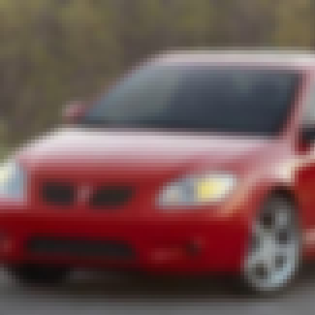 2008 Pontiac G5 is listed (or ranked) 1 on the list List of 2008 Pontiacs