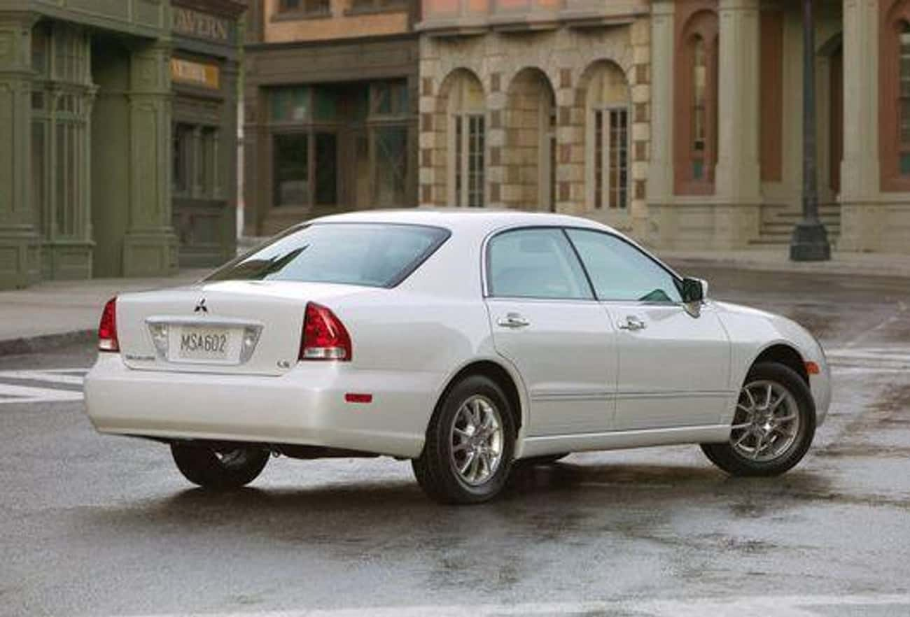 2004 Mitsubishi Diamante is listed (or ranked) 1 on the list List of 2004 Mitsubishis