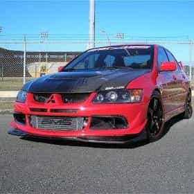 2004 Mitsubishi Lancer Evolution
