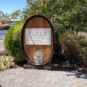 Schug Carneros Estate Winery on Random Best Wineries in Sonoma Valley