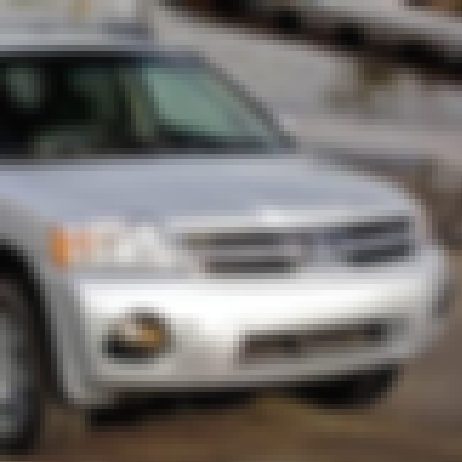 2007 Mitsubishi Endeavor is listed (or ranked) 3 on the list List of 2007 Mitsubishis