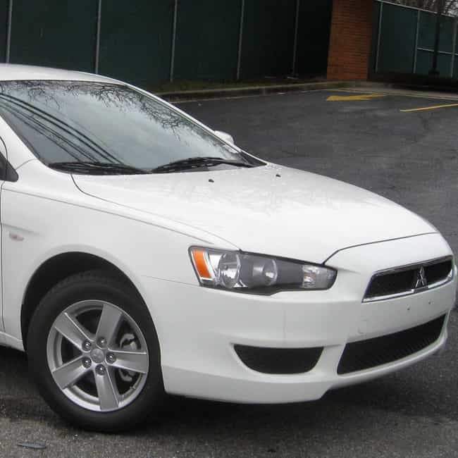 2009 Mitsubishi Lancer ... is listed (or ranked) 2 on the list The Best Mitsubishi Lancers of All Time