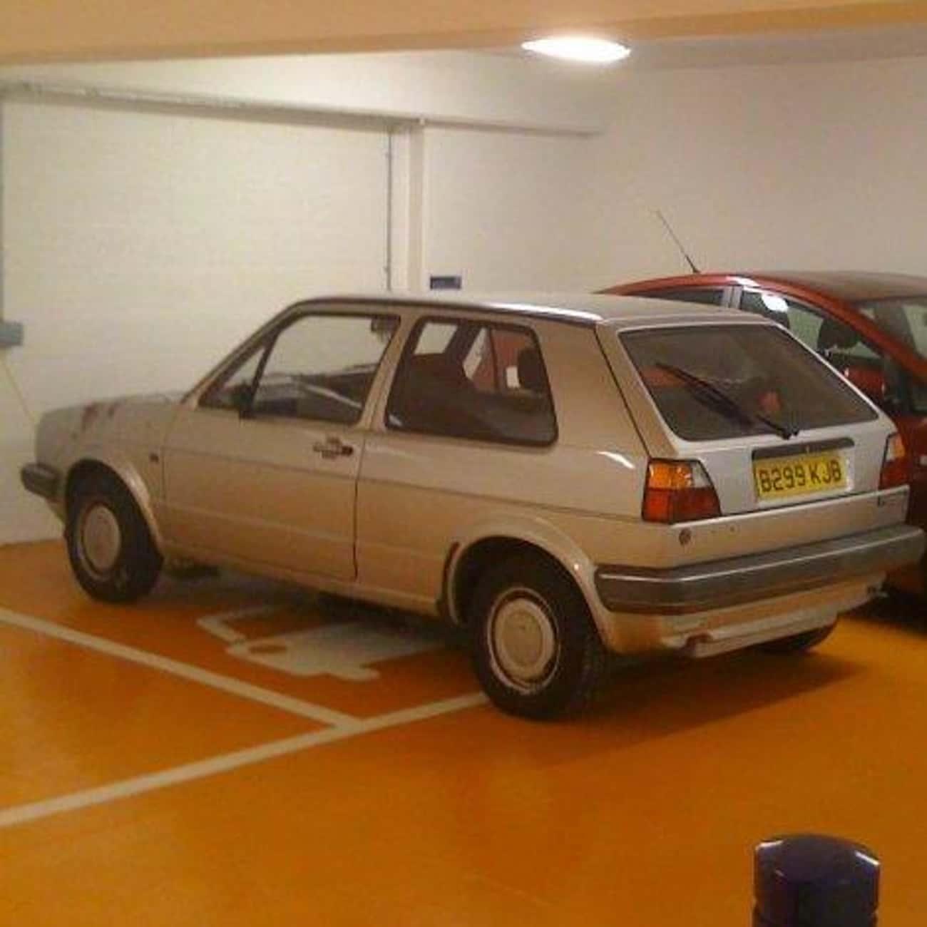 1985 Volkswagen Golf is listed (or ranked) 1 on the list List of Popular Volkswagen Passenger Cars Hatchbacks