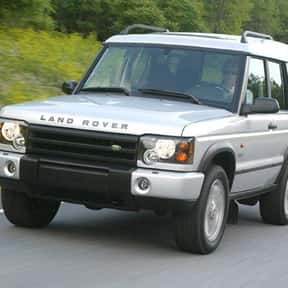 2003 Land Rover Discovery Seri is listed (or ranked) 14 on the list The Best Sport Utility Vehicles of All Time