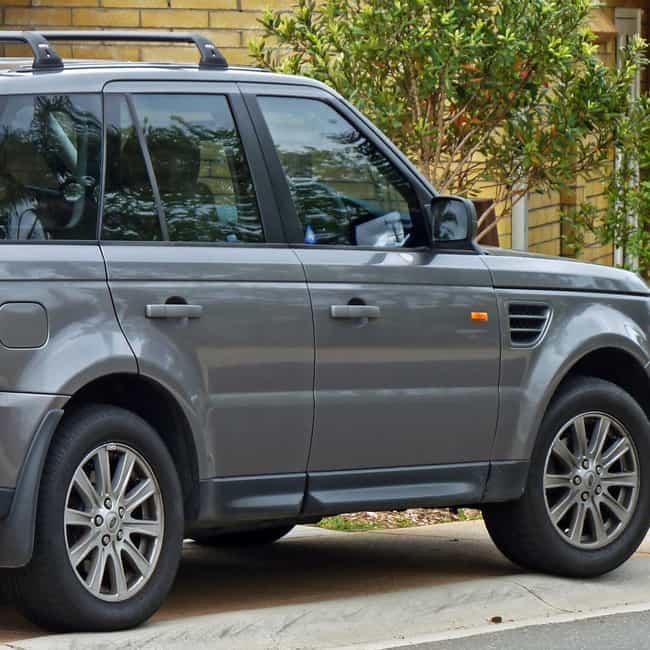 2005 Land Rover Range Ro... is listed (or ranked) 8 on the list The Best Land Rover Range Rovers of All Time