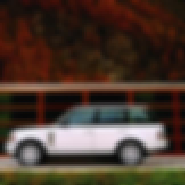 2006 Land Rover Range Rover is listed (or ranked) 2 on the list The Best Land Rover Range Rovers of All Time