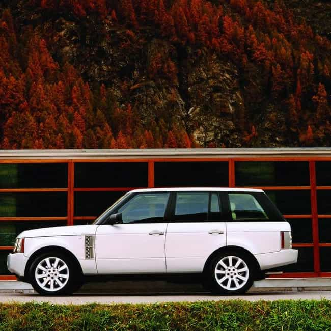2006 Land Rover Range Ro... is listed (or ranked) 2 on the list The Best Land Rover Range Rovers of All Time