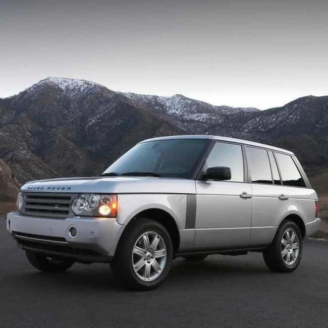 2007 Land Rover Range Ro... is listed (or ranked) 5 on the list The Best Land Rover Range Rovers of All Time