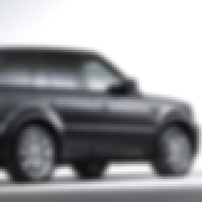 2008 Land Rover Range Rover is listed (or ranked) 3 on the list The Best Land Rover Range Rovers of All Time