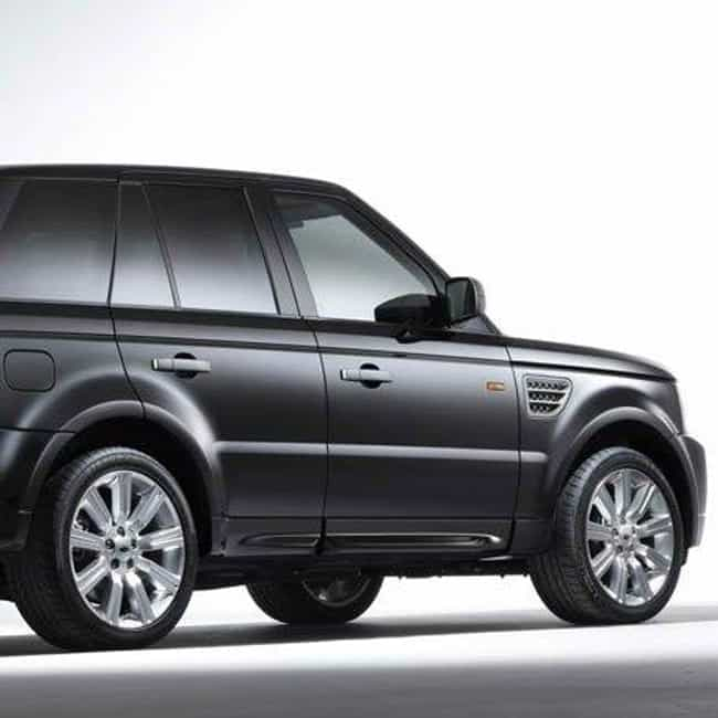 2008 Land Rover Range Ro... is listed (or ranked) 3 on the list The Best Land Rover Range Rovers of All Time