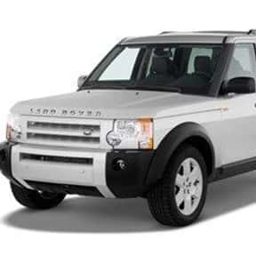 2008 Land Rover LR3 is listed (or ranked) 20 on the list The Best Sport Utility Vehicles of All Time