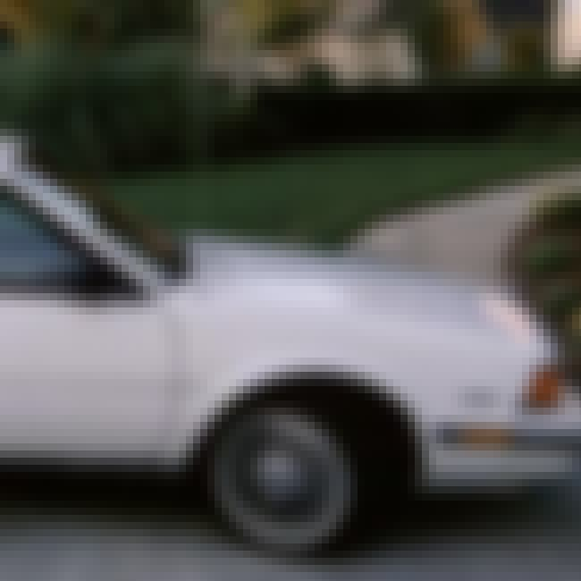 1984 Buick Century is listed (or ranked) 2 on the list List of All Cars Made in 1984