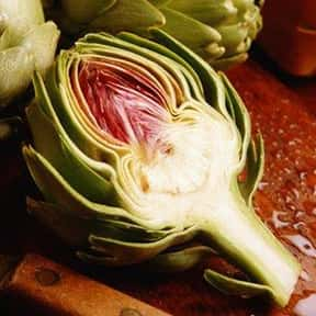 Artichoke Hearts is listed (or ranked) 15 on the list The Best Antioxidant Foods
