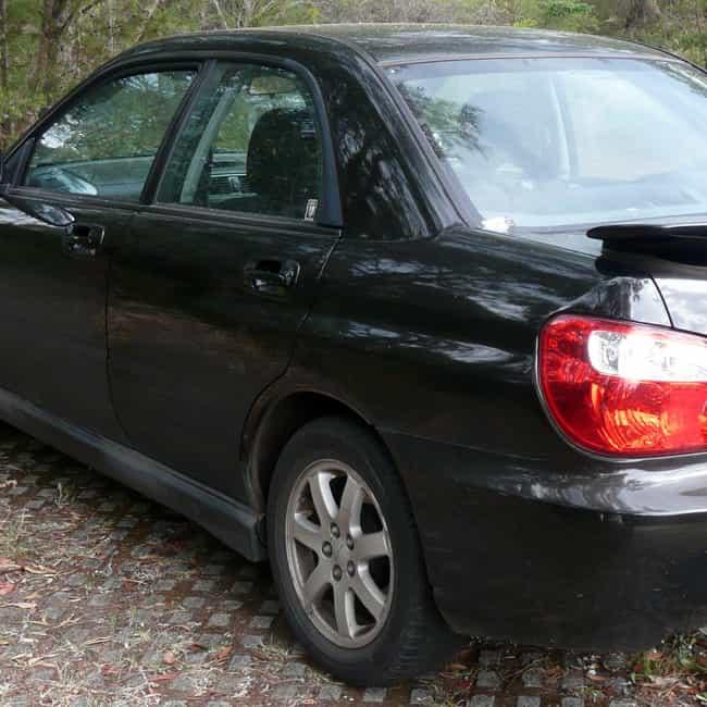 List Of All 2004 Subaru Cars